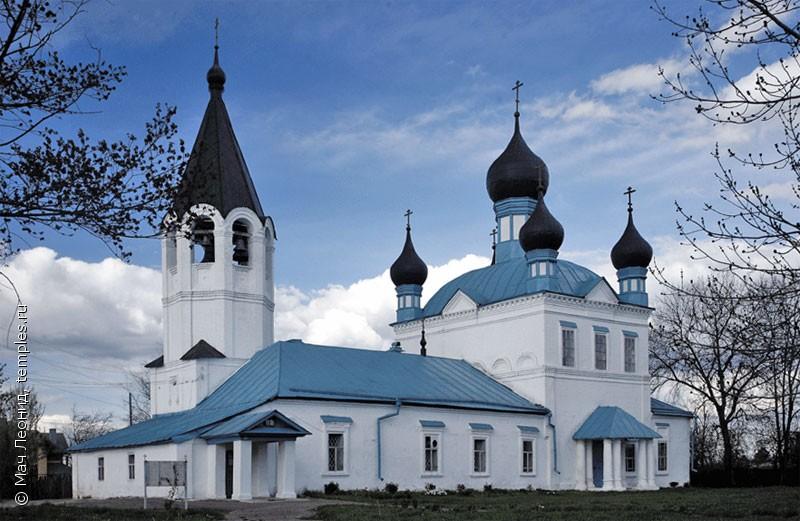 Мраморный крестик Гороховец Эконом памятник Башня с профильной резкой Абдулино