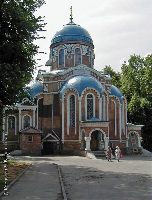 Воскресенская церковь в ульяновске