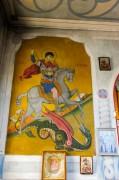 Роспись Петропавловской церкви в поселке Кирпичный, в городе Ессентуки Ставропольского края. Сюжет