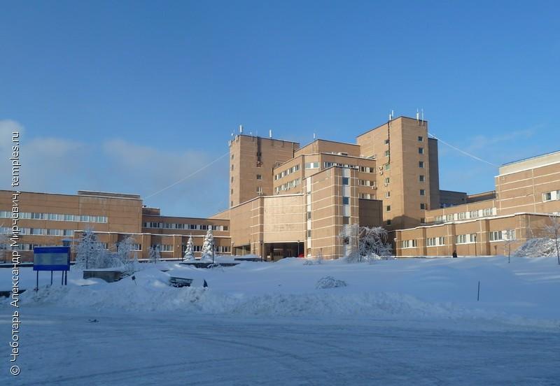Печень какое отделение больницы