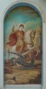 Часовня Александра Невского на Ваганьковском кладбище в Москве. Икона