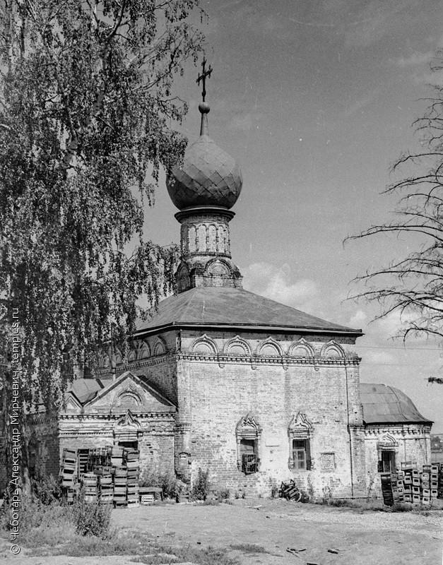 Данилов Ярославская область