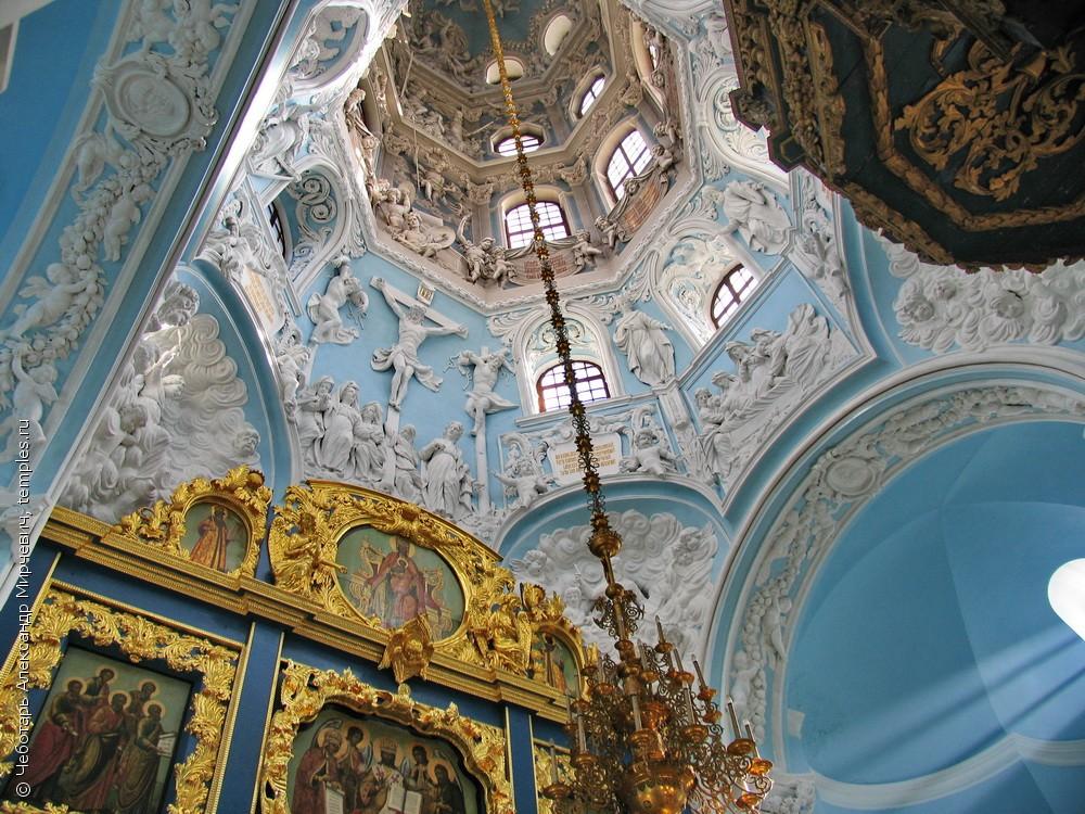 церковь в подольске дубровицы фото