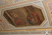 Святой Георгий в темнице, роспись церкви Покрова Пресвятой Богородицы, что на Псковской горе, в Москве.
