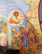Усекноввение главы мученику Георгию, роспись трапезной церкви Георгия Победоносца, что в Яндове (Москва).