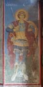 Георгий Великомученик, роспись притвора церкви Николая чудотворца в Кузнецах, в Москве.