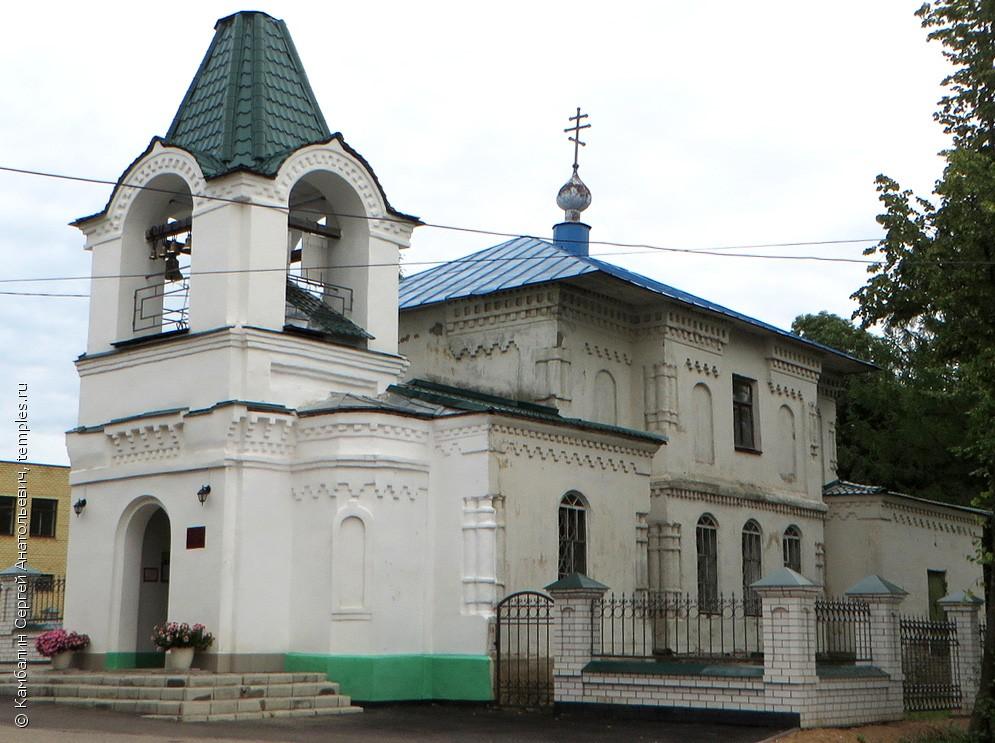 ГорушкаКазанский Даниловский женский монастырь