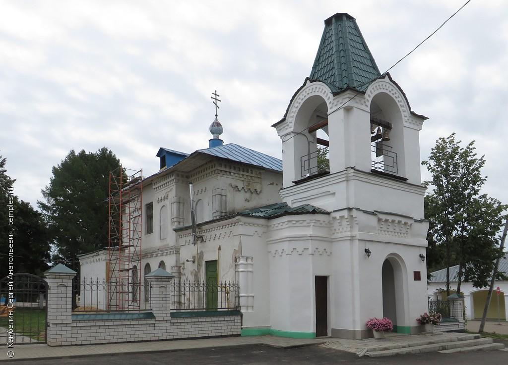 Данилов Ярославской области  достопримечательности и фото