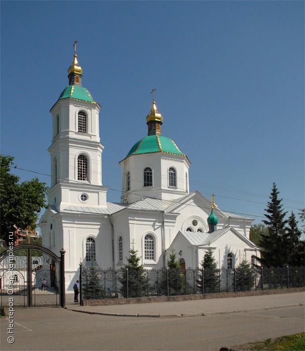 Официальный сайт Омской и Таврической епархии.