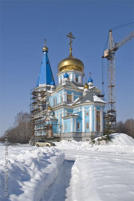 При храме в честь иконы Божьей Матери Казанская (п. Краснообск) открылась молодежная организация