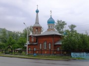Церковь Покрова Пресвятой Богородицы в Горно-Алтайске (респ. Алтай).