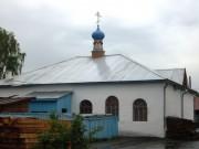Крестильный храм Серафима Саровского при Преображенской церкви в Горно-Алтайске (республика Алтай).