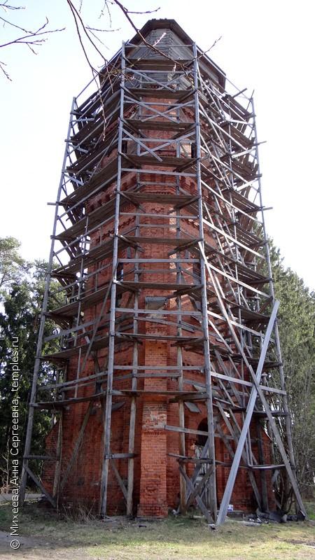 Водонапорная башня халила бенуа