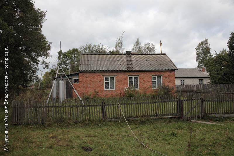 Десногорск деревня чижовка