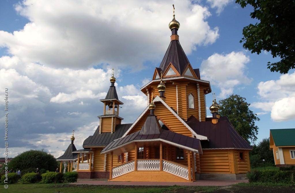 термобельем церкви в нижегородской области действия