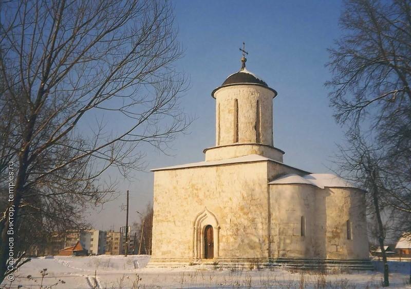 Церковь георгия победоносца в с каменском