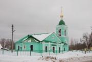 Церковь в честь святого праведного иоанна кронштадтского в селе карамышево псковского района расположена в 20 км от