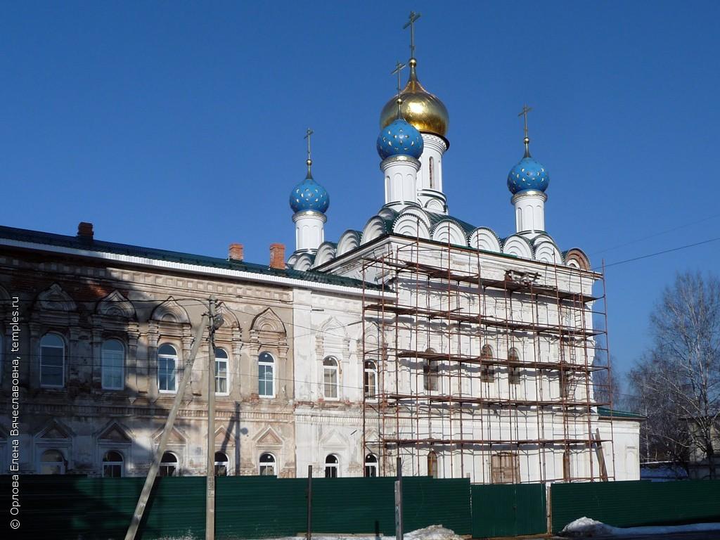 Монастыри Нижегородской области новые фото