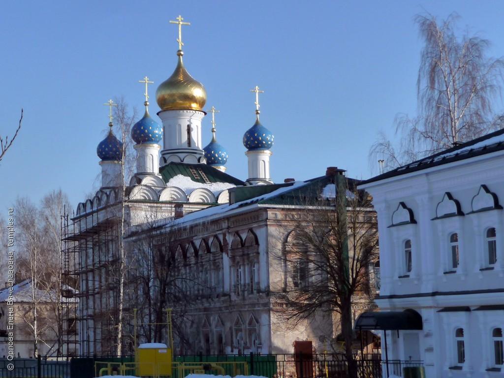 Монастыри Нижегородской области рекомендации