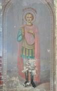 Фрагмент росписи Воскресенской церкви в Жилино Солигаличского района Костромской области.