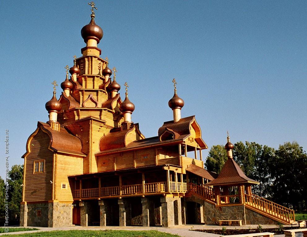 Храм известен по всей России (17.05.2013)
