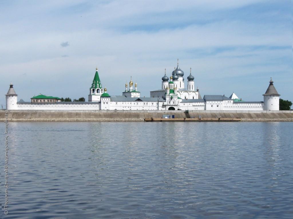 Смотреть Монастыри Нижегородской области видео