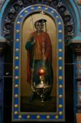 Икона Святого Георгия Победоносца в Плевенской часовне в Москве.